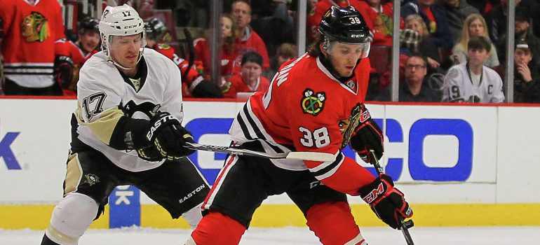 Прогноз на игру Питтсбург — Чикаго, 30.03.2017, НХЛ