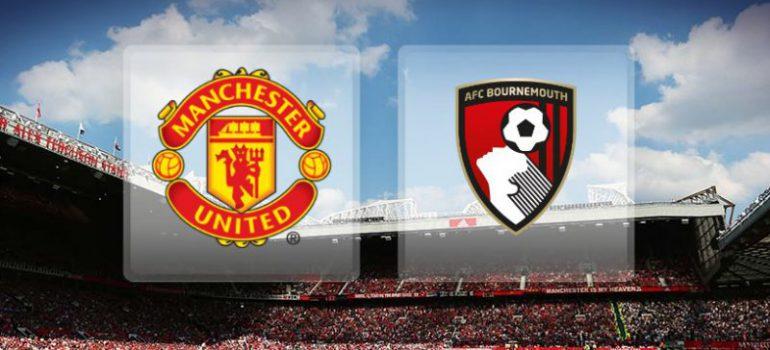 Прогноз на игру Манчестер Юнайтед — Борнмут, 13.12.2017, АПЛ