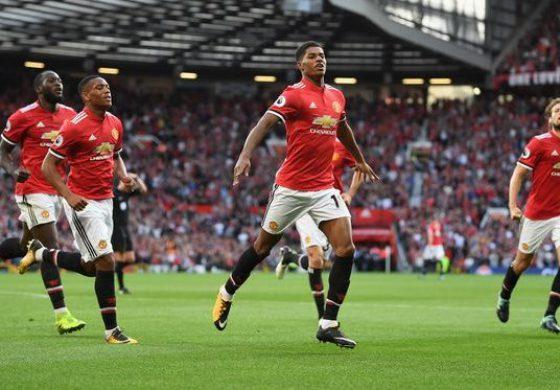 Прогноз на игру Манчестер Юнайтед - Брайтон, 25.11.2017, АПЛ