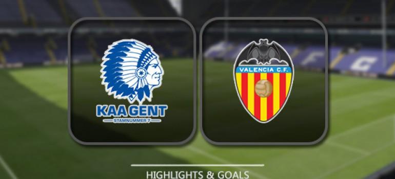 Прогноз на игру Гент – Валенсия, 04.11.2015, Лига Чемпионов