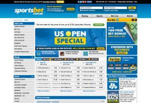 Обзор БК Sportsbet