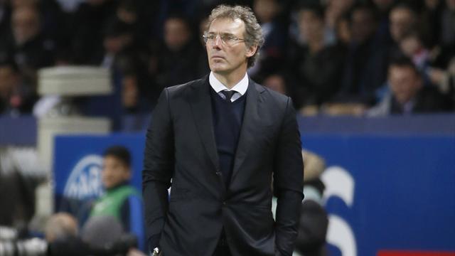 Защитник ПСЖ Серж Орье отстранен тренером команды от матчей