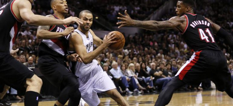 Прогноз на игру Портленд — Сан-Антонио, 21.12.2017, НБА