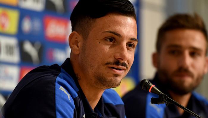 В сборной Италии потери среди потенциальных игроков на Евро-2016