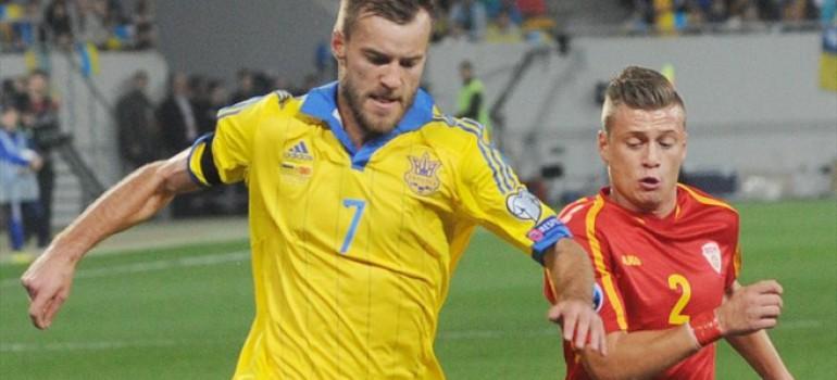 Прогноз на игру Македония – Украина, 09.10.2015, Евро-2016