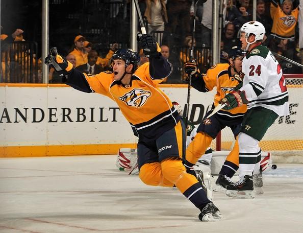 Прогноз на игру Миннесота – Нэшвилл, 06.11.2015, НХЛ