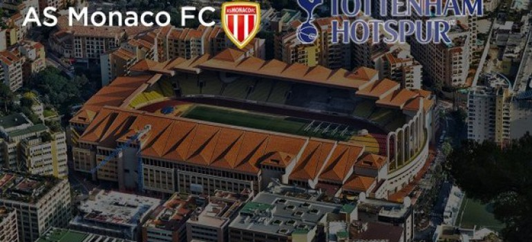 Прогноз на игру Монако – Тоттенхэм, 01.10.2015, Лига Европы