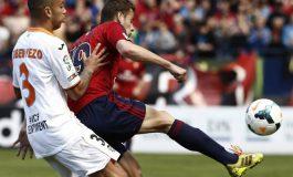 Прогноз на игру Осасуна – Валенсия, 09.01.2017, Ла Лига