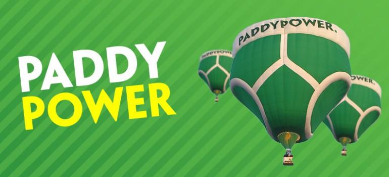 Paddy Power нескоро вернется к коэффициентам в виде 5001.0