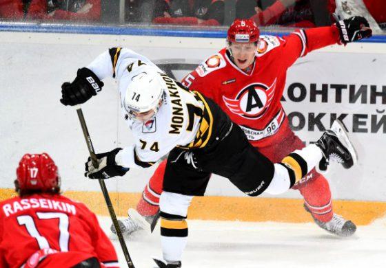 Прогноз на игру Автомобилист - Северсталь, 30.11.2017, КХЛ