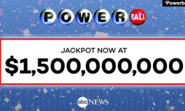 Джекпот в 1,59 миллиардов долларов сорвали в США, это новый рекорд