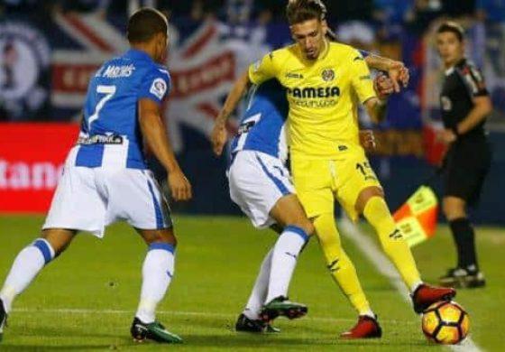 Прогноз на игру Вильярреал - Леганес, 17.04.2018, Ла Лига