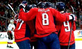 Прогноз на игру Калгари - Вашингтон, 30.10.2017, НХЛ